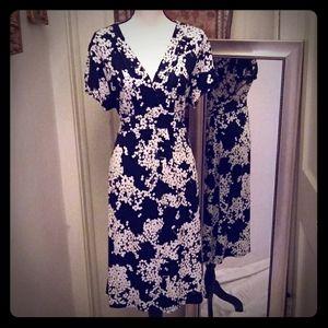 Tie Back Waist Summer Dress